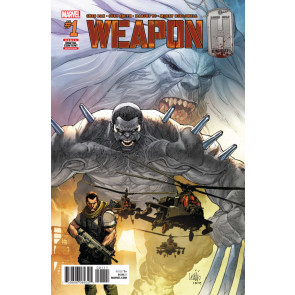 Weapon H (2018) #1 VF/NM