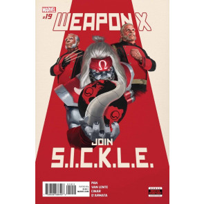 Weapon X (2017) #19 VF/NM