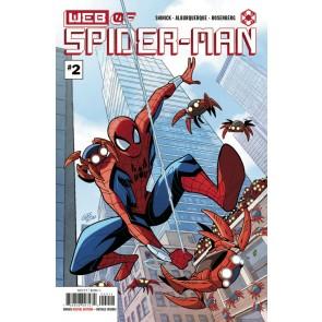 W.E.B. of Spider-Man (2021) #2 of 5 VF/NM Gurihiru Cover