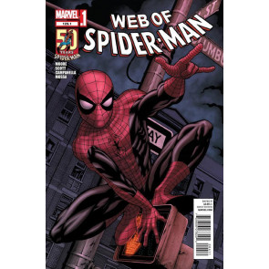 WEB OF SPIDER-MAN #129.1 NM AMAZING SPIDER-MAN 2012