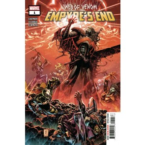 Web of Venom: Empyre's End (2020) #1 VF/NM Regular & Knull is Coming Variant Set