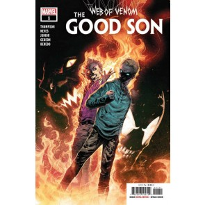 Web of Venom: The Good Son (2020) #1 VF/NM Philip Tan Cover