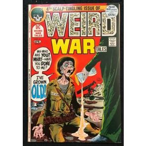 Weird War Tales (1971) #4 7.5 VF- Joe Kubert