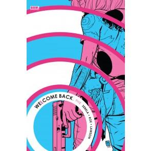 WELCOME BACK (2015) #5 VF/NM BOOM!