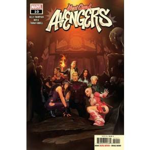 West Coast Avengers (2018) #10 VF/NM 1st Appearance Alloy