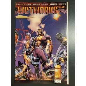 Wetworks #1 (1994) NM Image Comics Wilce Portacio art |