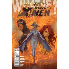 What If? Astonishing X-Men (2010) #1 VF/NM-NM One-Shot J. Scott Campbell Cover