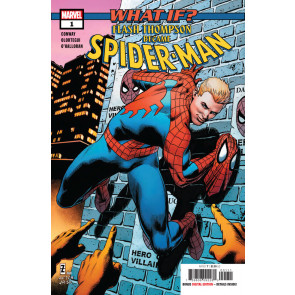 What If? Spider-Man #1 - Flash Thompson Became Spider-Man (2018) #1 VF/NM