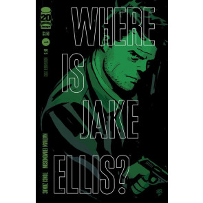 WHERE IS JAKE ELLIS #1 OF 5 NM IMAGE COMICS