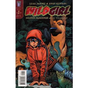 Wild Girl (2006) #'s 1 2 3 4 5 6 Complete VF/NM Set Leah Moore Wildstorm