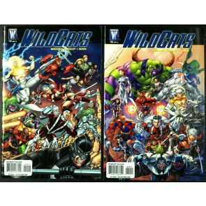 WILDCATS #11 16 19 20 FN/VF - VF SET DC WILDSTORM