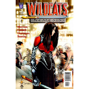 Wildcats: Nemesis (2009) #'s 1 2 3 4 5 6 7 8 Near Complete VF+ - VF/NM Set