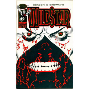 WILDSTAR (1993) #1 VF/NM GOLD FOIL VARIANT COVER FREE SHIPPING IMAGE COMICS