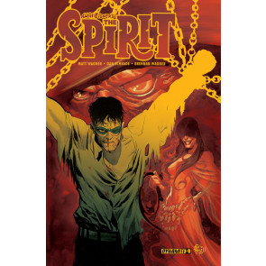 Will Eisner's The Spirit (2015) #9 VF/NM Eric Powel Cover Dynamite