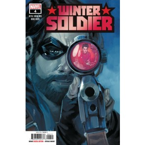 Winter Solider (2018) #4 VF/NM Rod Reis Cover