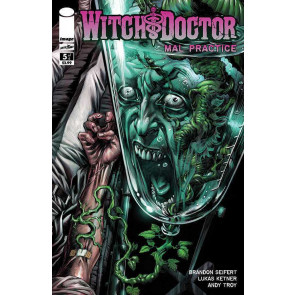 WITCH DOCTOR: MAL PRACTICE #5 OF 6 NM IMAGE COMICS