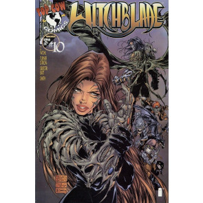 Witchblade (1995) #10 VF+ 1st Appearance Darkness Michael Turner Top Cow Image