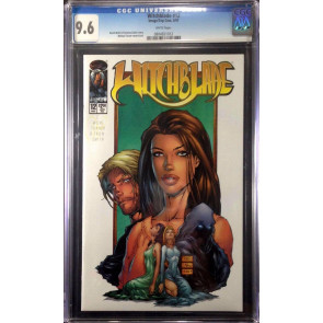 Witchblade (1995) #12 CGC 9.6 (0804921012) Michael Turner cover