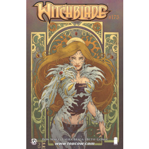 Witchblade (1995) #175 VF/NM Laura Braga Cover A Image Comics