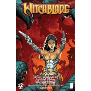 WITCHBLADE: DAY OF THE OUTLAWS (2013) #1 NM IMAGE COMICS TOP COW