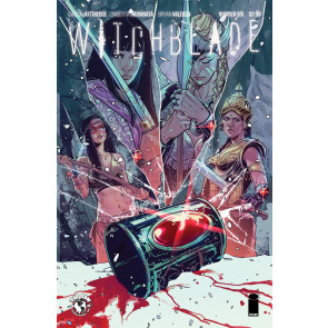 Witchblade (2017) #6 VF/NM Image