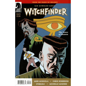 Witchfinder: The Gates of Heaven (2018) #2 of 5 VF/NM Mike Mignola