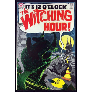 Witching Hour (1969) #1 VF- (7.5) Neal Adams art