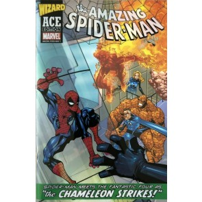 Wizard Ace Edition (2003) #1 VF/NM-NM The Amazing Spider-Man Acetate Cover