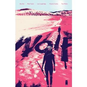 WOLF (2015) #4 VF/NM ALES KOT IMAGE COMICS