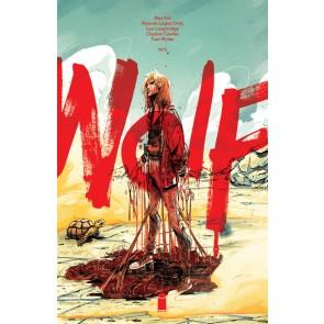 WOLF (2015) #5 VF/NM ALES KOT IMAGE COMICS