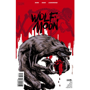 WOLF MOON (2014) #3 OF 6 VF/NM VERTIGO