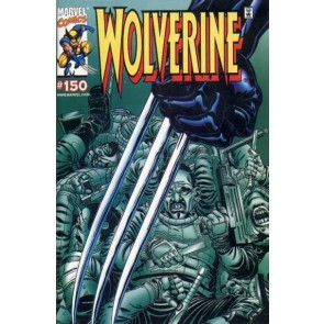 Wolverine (1998) #150 VF/NM-NM Steve Skroce Dynamic Forces Variant Cover COA