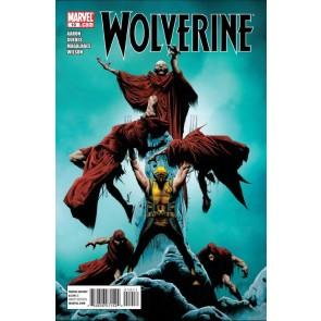 WOLVERINE (2010) #10 VF/NM JAE LEE COVER