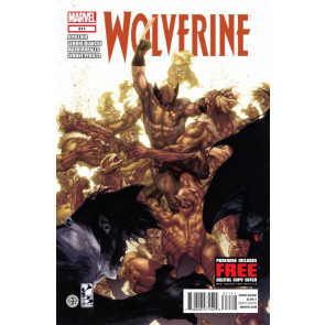 WOLVERINE (2010) #'s 310, 311, 312, 313 COMPLETE