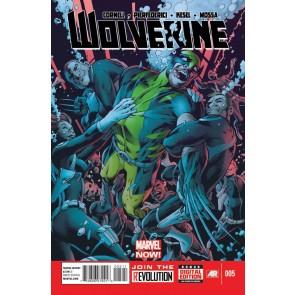 WOLVERINE (2013) #5 NM MARVEL NOW!