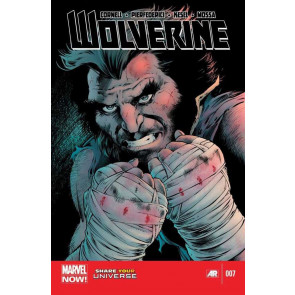WOLVERINE (2013) #7 NM MARVEL NOW!