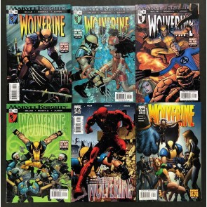 "Wolverine (2003) #'s 20 21 22 23 24 25 Complete ""Enemy of the State"" Set VF/NM"