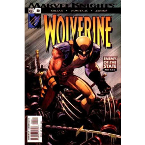 """Wolverine (2003) #'s 20-31 Complete """"Enemy Of The State"""" """"Agent Of Shield"""""""