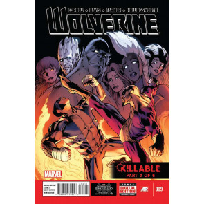 "Wolverine (2013) #9 VF/NM ""Killable"" Part 2 of 6"