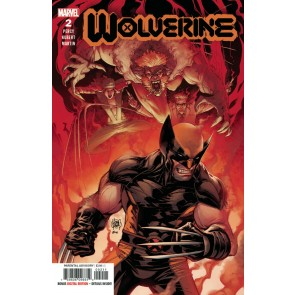 Wolverine (2020) #2 VF/NM Adam Kubert Regular Cover