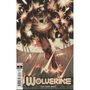 Wolverine (2020) #3 VF/NM Adam Kubert Cover