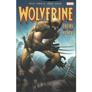Wolverine - Enemy of the State 2020 New Printing Tpb John Romita Jr