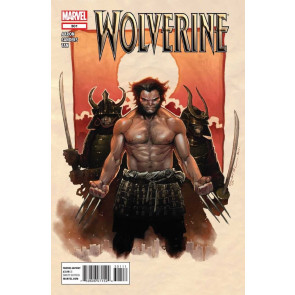 WOLVERINE #301 VF+ OLIVER COIPEL COVER