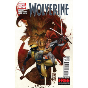 WOLVERINE #312 NM SIMONE BIANCHI COVER