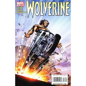 WOLVERINE #73 VF+ - VF/NM