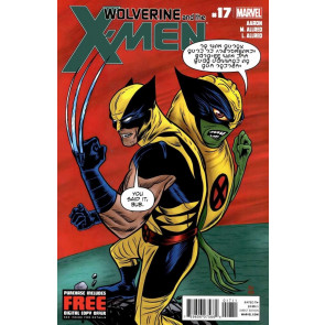 WOLVERINE AND THE X-MEN #17 VF/NM
