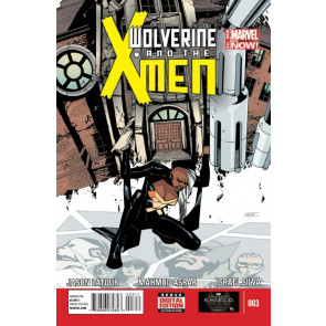 WOLVERINE AND THE X-MEN (2014) #3 VF/NM MARVEL NOW!