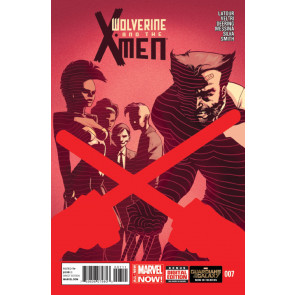WOLVERINE AND THE X-MEN (2014) #7 VF/NM MARVEL NOW!