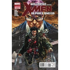 WOLVERINE AND THE X-MEN: ALPHA & OMEGA #1 OF 5 NM