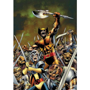 WOLVERINE FIRST CLASS #4 VF/NM